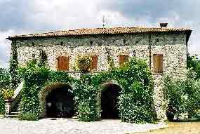 Villa Enrica, a house to rent in Lunigiana, Tuscany