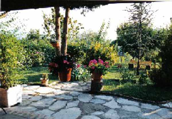 Self catering apartment in Tuscany